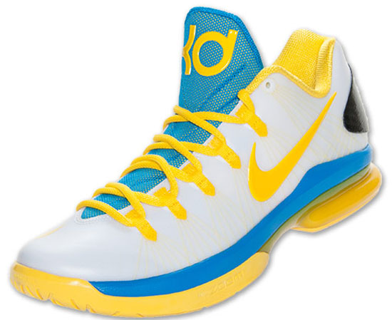 size 40 39455 2de41 This Nike KD V Elite colorway comes in a Oklahoma City Thunder