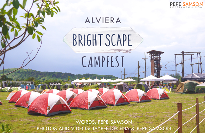 Last Taste of Summer: The Alviera Brightscape Campfest