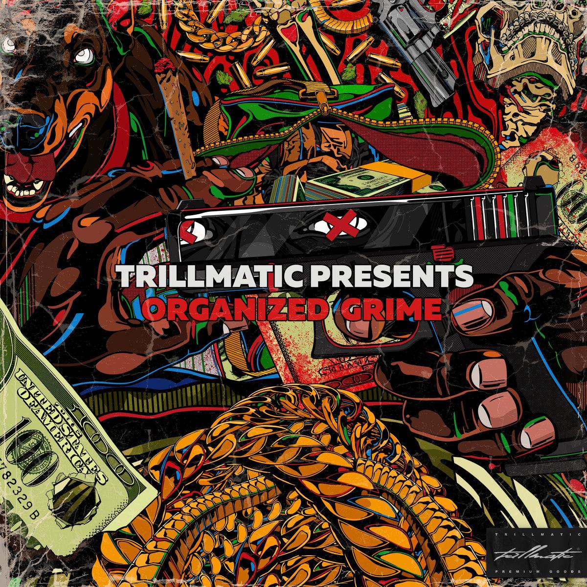 38e02eac7cfe Trillmatic & Conway The Machine - Organized Grime (Album Stream)