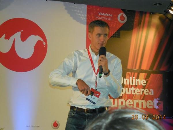 Andrea Rossini - Vodafone Romania