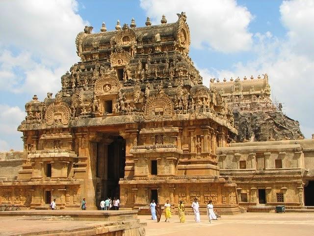 Brihadeeswara temple,Tanjore