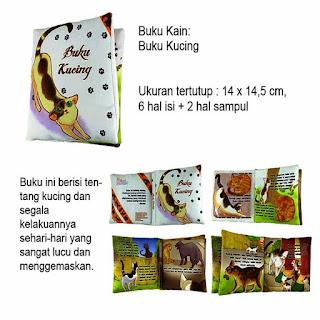 Buku Kain Kucing