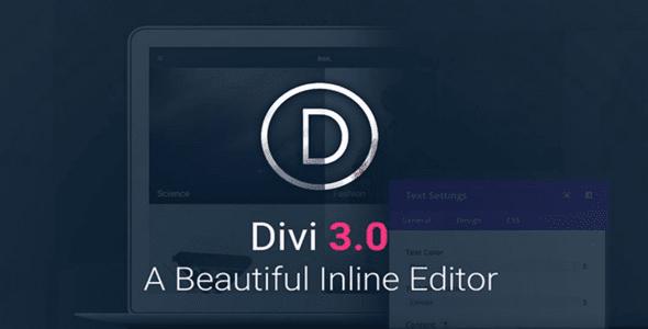 Divi - Themeforest WordPress Theme