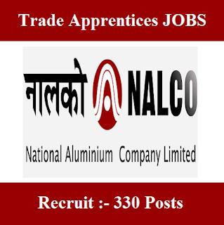 National Aluminium Company Limited, NALCO, 10th, Trade Apprentice, Odisha, freejobalert, Sarkari Naukri, Latest Jobs, nalco logo