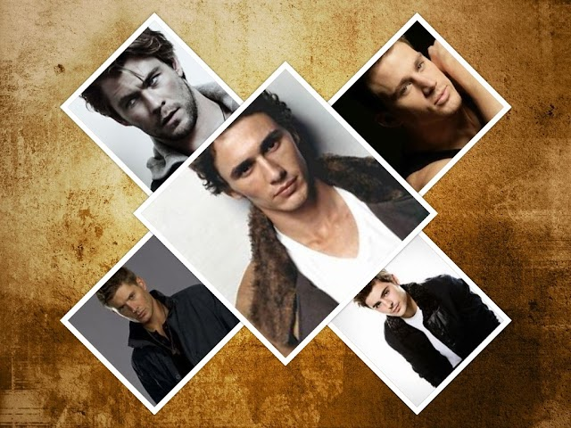 TOP FIVE MALE FASHION MODELS IN THE WORLD