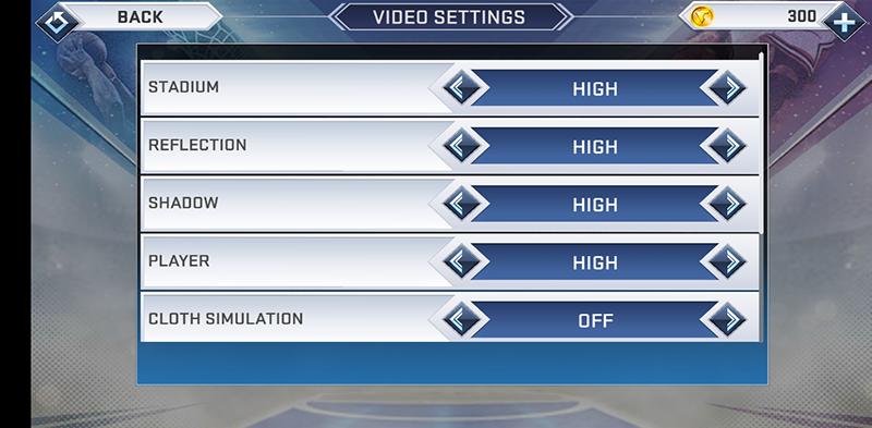 NBA 2K19 settings