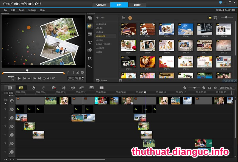 Corel VideoStudio Ultimate X9 Full Keygen