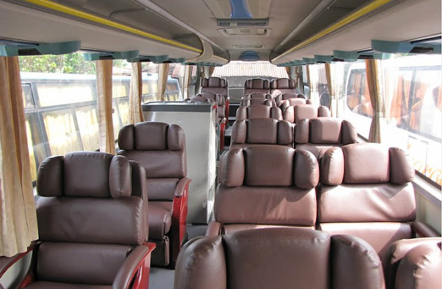 journey with style isarog bus