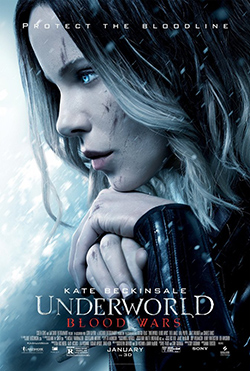 Underworld: Blood Wars 2016 Dual Audio Hindi ENG BluRay 720p