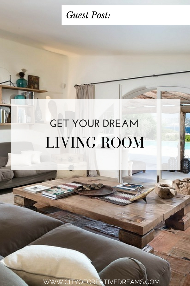 Get Your Dream Living Room | City of Creative Dreams