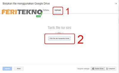 cara mengatasi kirim pesan gmail diblokir karena alasan keamanan - feri tekno