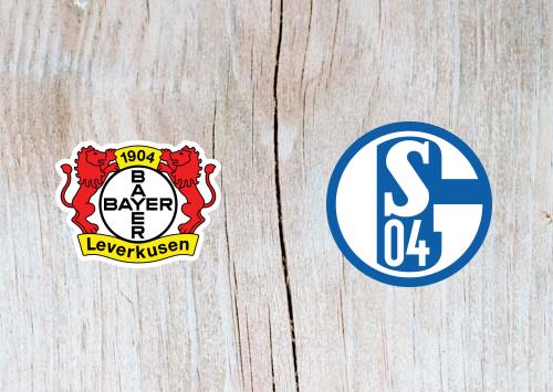 Bayer Leverkusen vs Schalke 04 - Highlights 11 May 2019