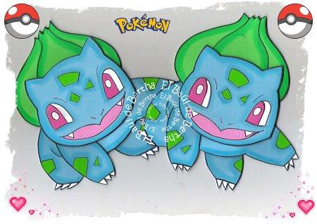 El ba l de bertha pokem n en foamy pikachu square - Pagina da colorare bulbasaur ...