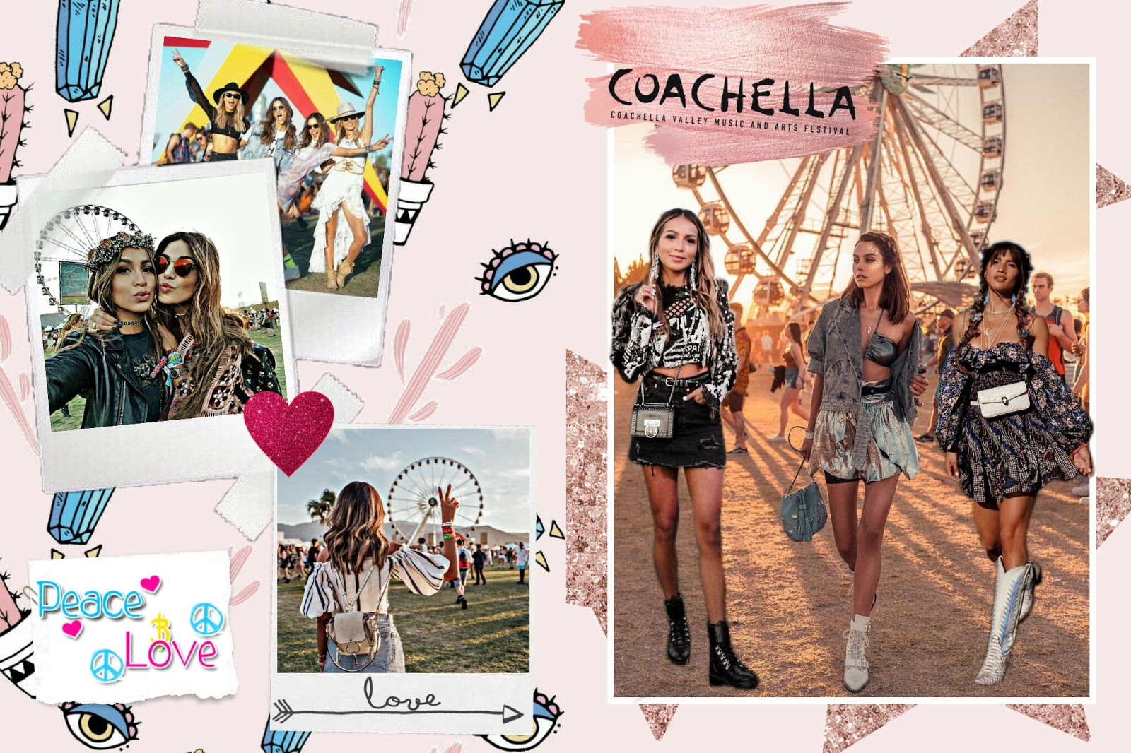 Fashion Trends Coachella Music Festival