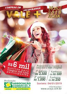 Jacupiranga lança campanha de natal 2018