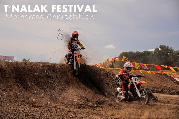 Motocross at T'nalak Festival
