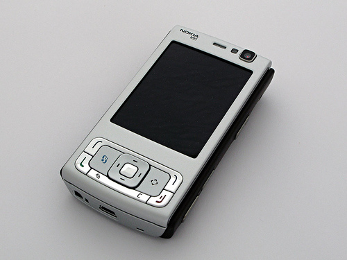 How to fix a Nokia n95 8gb music player problem - How To Fix
