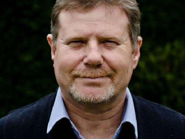 El ex policía Gary Heseltine ahora está investigando el llamado incidente de Rendlesham Bosque.