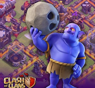 The bowler , clash of clans , dark troops , coc