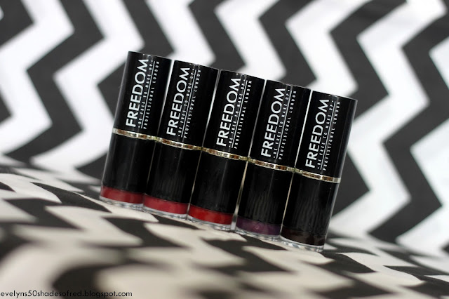 Freedom Makeup Pro Lipstick Kit Noir Mattes