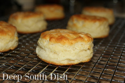 Classic 3-Ingredient Southern Buttermilk Biscuits