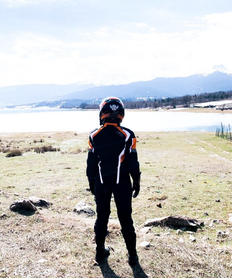 KTM women's clothing, KTM Greece, KTM 1190 aventurer