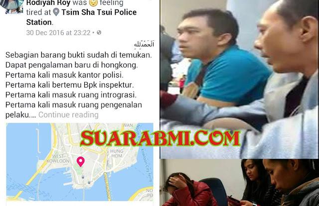Kepolisian Hong Kong Serius Usut Kasus Gendam yang menimpa TKW Hong Kong