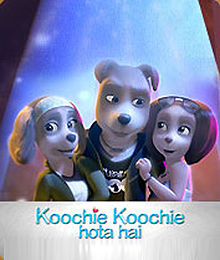 Sanjay Dutt New Upcoming Animated Movie Koochie Hota Hai Latest Poster Release Date Star Cast