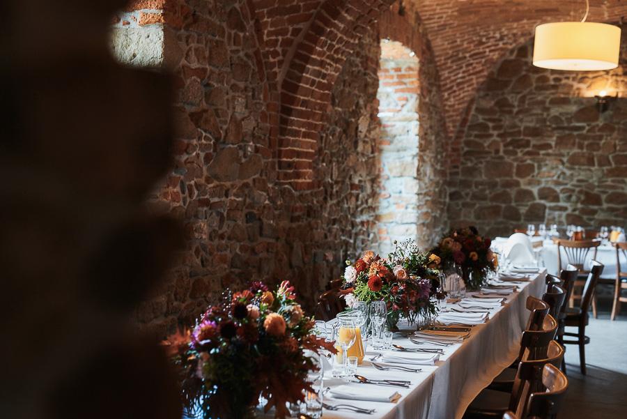 Dolina Cedronu koło Krakowa, Jesienne wesele w Dolinie Cedronu, Unikalne miejsce na ślub i wesele