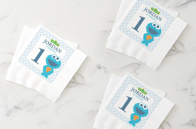 Confessions of a Frugal Mind: Zazzle ~ 50% Off Custom Napkins *Ends ...