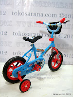 1 Sepeda Anak Thomas and Friends 12 Inci