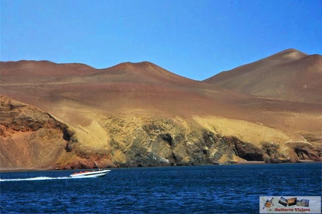 Bahía de Paracas