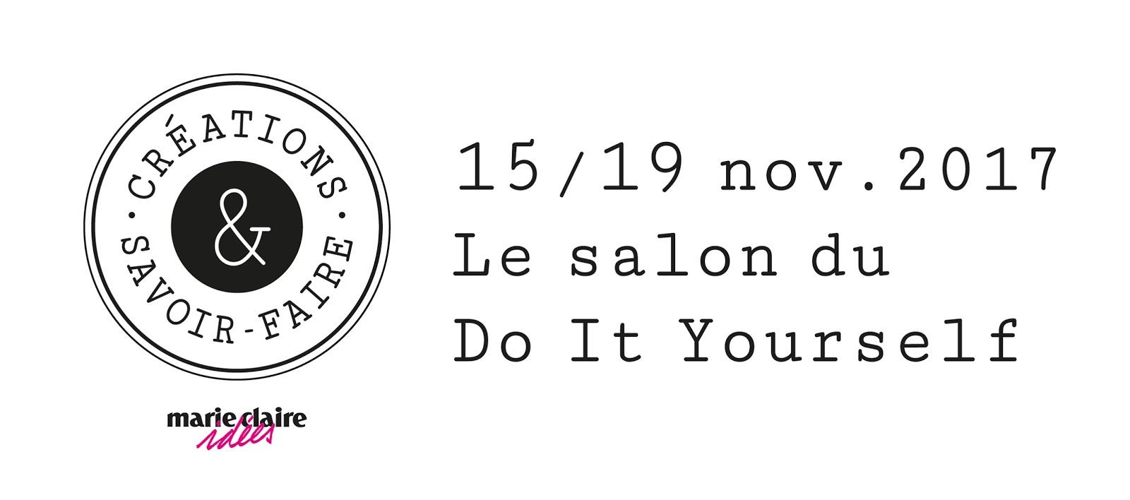 Caro et zolie gagnez vos invitations pour le salon cr ations savoir faire 2017 - Creation et savoir faire 2017 ...
