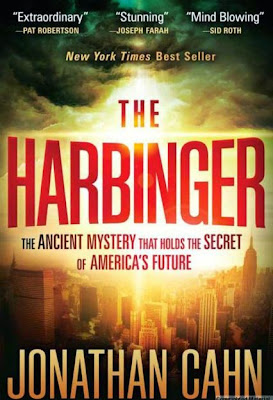 The Harbinger by Jonathan Cahn - book cover