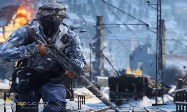 تحميل لعبة Battlefield V للكمبيوتر مضغوطه برابط مباشر