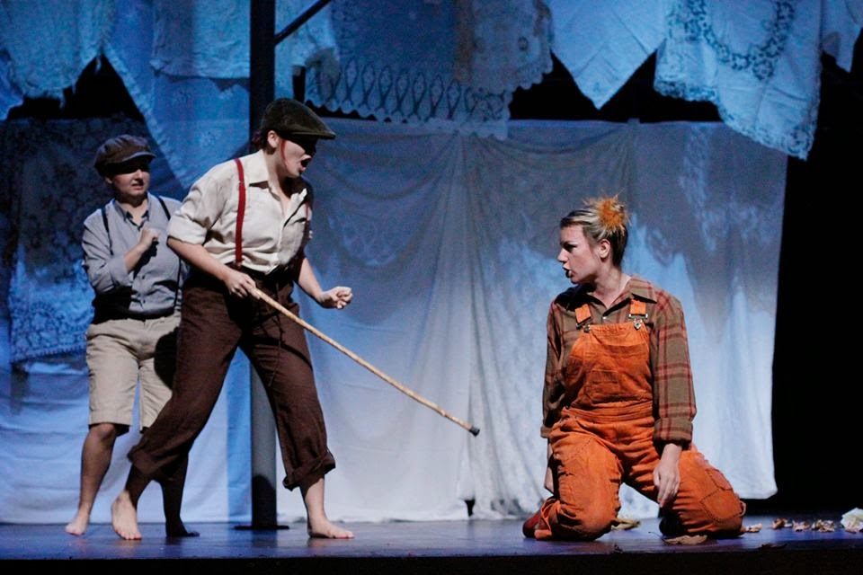 The Cunning Little Vixen With Zoe Perman Baldwin, Kathleen Cronie and Robyn Allegra Parton - Co-Opera Co