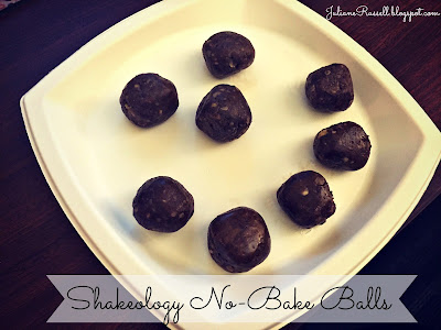 Shakeology sweet treats. Shakeology Desserts.
