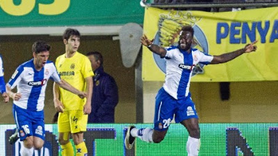Villarreal gana 2 a 0 al Espanyol