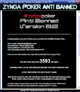Zynga Poker, Texas HoldEm, Chip Poker, Bot, cheats, hacks ...
