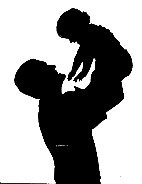 anna and blue paperie: {Giveaway} Silhouette Art by Karl ...