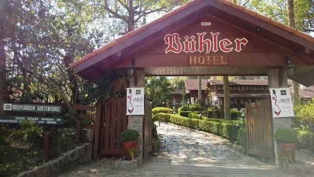 Museu Hotel Buhler Visconde de Mauá Necessaire começo século passado
