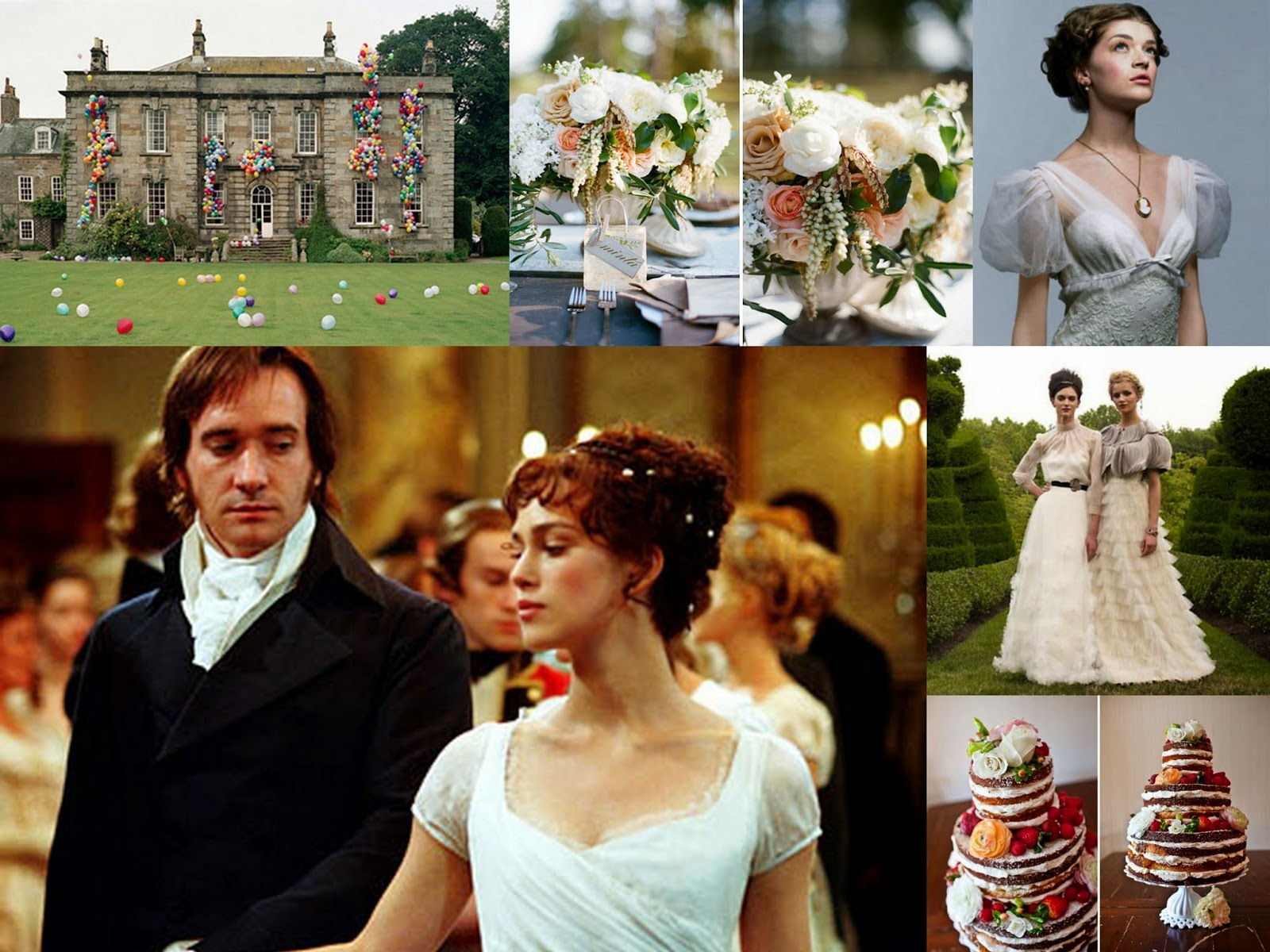 How does Jane Austen present the themes of love and marriage in Pride and Prejudice?