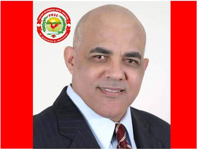 El merenguero Rudy Santana se reintegra a la filial del PRSC en Nueva York