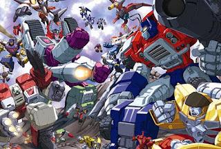 Transformers a Série Animada
