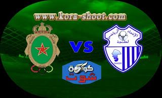 مشاهدة مباراة إتحاد طنجة والجيش الملكي بث مباشر 03-04-2019 الدوري المغربي