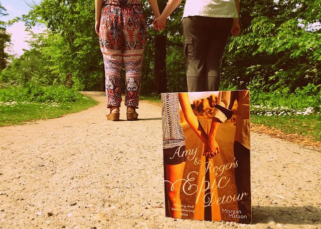 Amy & Roger's Epic Detour af Morgan Matson
