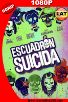 Escuadrón Suicida (2016) Latino HD BDRIP 1080P - 2016
