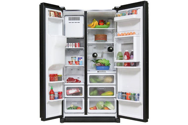 Hướng dẫn tự xử lý 5 lỗi thường gặp của tủ lạnh Side by Side