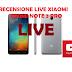 La Recensione dello Xiaomi RedMi Note 3 Pro: in diretta live su YouTube a cura di Cosimo Scialpi