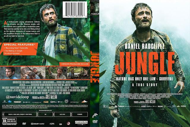 Jungle (2017) Subtitle Indonesia BluRay 1080p [Google Drive]
